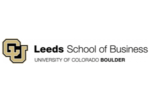 Leeds School of Business University of Colorado Boulder
